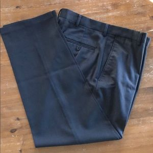 Kenneth Cole pinstriped dress pant